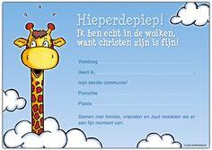 Oorkonde (herinneringskaart) eerste communie - Uitgeverij EFD