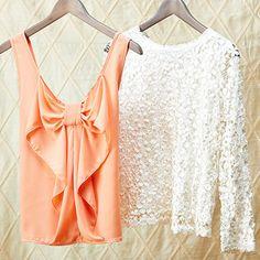 Bows & Lace!