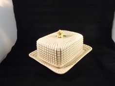 Antique Maruhon Ware Butter Dish Patent Number 63207 Made in Japan on Etsy, $30.00