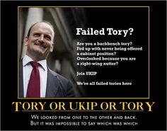 Politics, Ukip, Carswell, Tories
