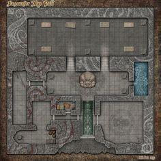 Cult secret temple urban City c87d0f10ff000f9e723abcfec3a61c7b--dungeon-maps-dungeon-tiles.jpg (736×734)