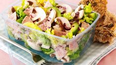 Recepty na obědy do krabičky: Kuskus, rýžový salát s tuňákem, těstoviny - Žena.cz - magazín pro ženy Krabi, Potato Salad, Tacos, Mexican, Potatoes, Ethnic Recipes, Fitness, Potato, Mexicans