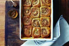 Cinnamon Bun Recipe, Cinnamon Rolls, Food Network Recipes, Cooking Recipes, Morning Bun, Sticky Buns, Food 52, Sweet Bread, Breakfast Recipes