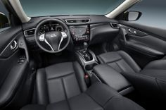 The 2014 Nissan Rogue's interior possesses style and substance. Enjoy a comfortable environment with all the conveniences you desire! www.NorthparkNissan.com