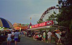 Miracle Strip Amusement Park 5 - Panama City Beach - 1990 | Flickr - Photo Sharing!