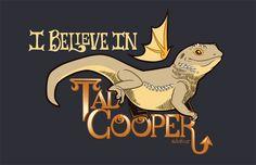 I believe in Tad Cooper by Amanda Lien #galavant