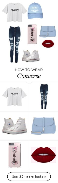 """""""Untitled #1"""" by mshapiro04 on Polyvore featuring Converse, Bogner, womensHistoryMonth, pressforprogress and GirlPride"""