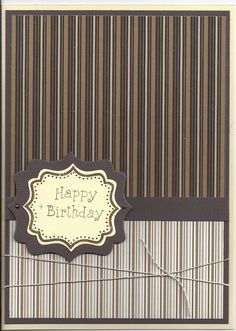 simple masculine card..                                                                                                                                                      More                                                                                                                                                                                 More