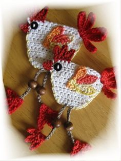 Crochet PATTERN Applique Little Hen by NellagoldsCrocheting. $3.68 for pattern 5/15.