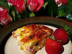 Egg brunch bake