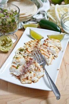 Fish Recipe to Try  http://glamorousrecipes.com/