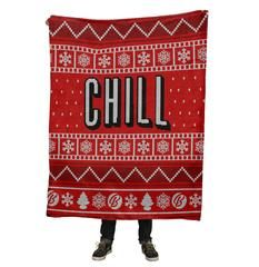 Beloved Shirts presents the Chill Holiday Blanket