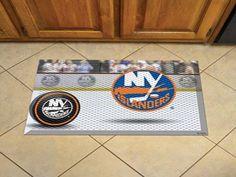 NHL - New York Islanders Scraper Mat 19