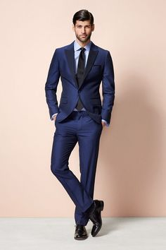 For the Grooms: To Suit or Not to Suit? at The Broke-Ass Bride: Bad-Ass Inspiration on a Broke-Ass Budget - men wedding attire