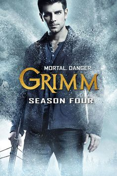 Grimm (2016) Season 4, 22 Episodes | 45min | Drama, Fantasy, Horror | NBC, Amazonプライム | グリム シーズン4 全22話