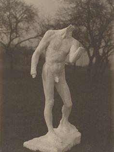 Stephen Haweis and Henry Coles, 'Étude pour Pierre de Wissant (Study for Pierre de Wissant),' c. 1903-1904, Musée Rodin