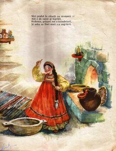 Book Illustration, Paper Dolls, Card Games, Illustrators, Childhood, Photo And Video, Children, Winter, Prints