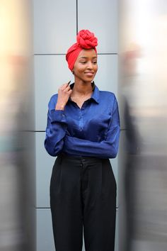 Best Fashion Ideas : Turban by WaxUp Africa Fashion Outfits, Fashion Ideas, Fashion Design, Fashion Trends, Hats Online, Mod Dress, New Year Gifts, Everyday Fashion, Makeup Looks