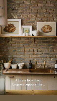 Classic Shelves, Manhattan, Fruit And Vegetable Storage, Kitchen New York, Real Kitchen, Kitchen Things, Devol Kitchens, Kitchen Display, Loft