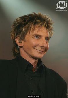 Barry Manilow at Proms in the Park