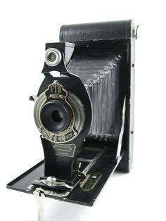 VINTAGE KODAK NO. 3A FOLDING AUTOGRAPHIC BROWNIE CAMERA 1916-26 in Cameras & Photo, Vintage Movie & Photography, Vintage Cameras | eBay