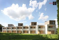 Image 7 of 36 from gallery of St-Agatha-Berchem Sustainable Social Housing / Buro II & Archi+I. Photograph by Filip Dujardin
