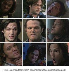 I went to bed at 4am and got up at 7am. Someone. Kill. Me. ••• #supernatural…