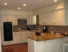 Stunning Kitchen Soffit Ideas Kitchen Soffit Ideas Soffit Above Kitchen Cabinets 5319 Kitchen