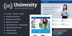 University v2.0.15 – Education and Course Theme