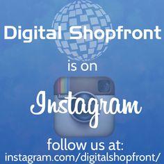 digital shopfront Instagram