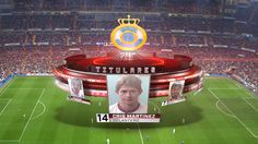 Match Graphics Package - Gol Tv 2014 on Behance