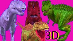 Finger Family || FIRE DRAGON Version || Children Animated 3D Rhymes