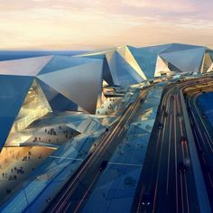 Harbin Taiping International Airport by Hassell Architects