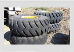 0 Toyo Scraper Tires for sale by owner on Heavy Equipment Registry  http://www.heavyequipmentregistry.com/heavy-equipment/16226.htm