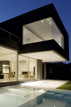 Casa Negra in Buenos Aires by Andres Remy Architects