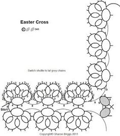 Easter Cross  Other patterns too!: