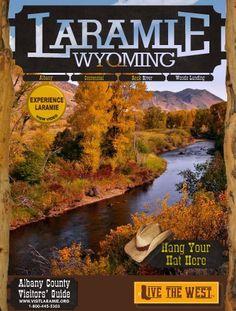 Laramie, Wyoming 2013 Visitor Guide