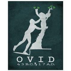 Ovid: Metamorphoses Apollo Daphne
