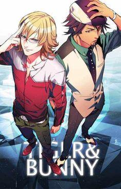 Sorry, just gonna have to jump on this bandwagon. Wild Tiger, Kotetsu Kaburagi from Tiger & Bunny