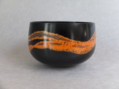 Suzy Balkert: terra-sigillata bowl.
