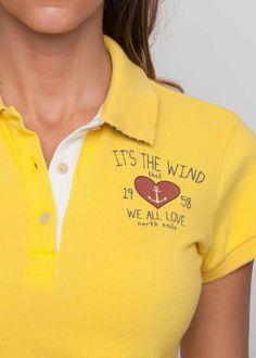 #NorthSails #collection #Spring #Summer #2014 #Woman #Polo #shirt #buttons #stretch #pique #cotton #graphics  #Cotton #Elastam #slim #collezione #maglia #collezione #donna #Primavera #Estate  #regular.