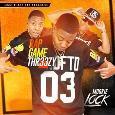 """Dope new Mixtape from my Homie Mookie Lock - """"Thr33zy"""", i took time out to really check out Mookie's New Tape and i can say it is full of dopeness. """"I Was There & Got Me Here"""", which we have al..."""