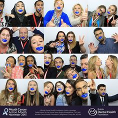 Have you done your ‪#‎bluelipselfie‬ yet?  For Mouth Cancer Action Month, we're asking people to wear blue lips as a visible sign of support for mouth cancer and take a selfie. We hope this positive, interactive approach will significantly boost awareness of the disease and get everybody taking about mouth cancer, the risk factors involved, the signs and symptoms, and what we can do to help reduce our risk. Or visit http://www.bluelipselfie.co.uk to upload and add blue lips to your selfie!