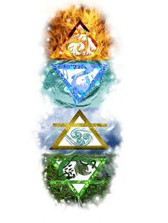 tattoos of the 4 elements - Căutare Google