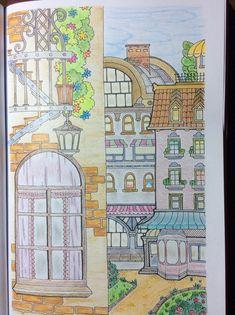 Livre De Coloriage Mignon Pour Mariage Style Jardin Secret Papier Fournitures De Bureau