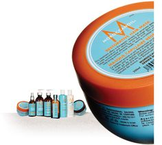 Moroccan oil hair mask, how do I love thee? let me count the ways.