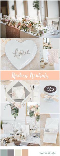 modern pattern tables for weddings # . modern pattern tables for the wedding Apricot Wedding, Wedding Decorations, Table Decorations, Neutral, Trends, Wedding Inspiration, Wedding Ideas, Sweet Home, Wedding Photography
