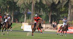 Dubai Polo Gold Cup 2013