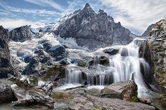 Le Glacier -