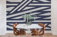 Sailor's Sea wallpaper - Rebel walls